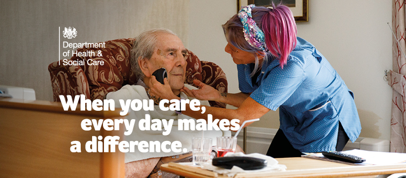 Care for others. Make a difference. Notaro Homecare