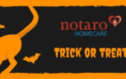 Notaro Homecare Ltd trick or treating