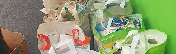 Notaro Homecare Ltd put together care packages during coronavirus outbreak
